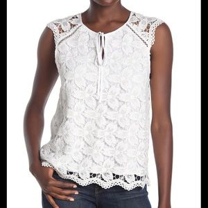 Laundry Lace Blouse